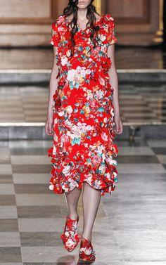 Simone Rocha  Trunkshow Look 14 on Moda Operandi
