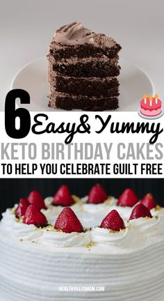 6 Delicious Keto Birthday Cake Recipes That Are So Easy To Do Even Kids Can Bake