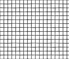 © Little Smilemakers Studio - Maaike Boot You are welcome to use our fabric for commercial usage, however, please credit Little Smilemakers Studio. Check our website for all license info, rates and terms.  Black and white geometric raster grid pattern design. Simplistic design for art lovers and design addicts.