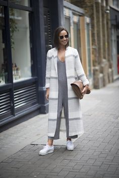 Pin for Later: Updated! All the Best London Fashion Week Street Style Day 1