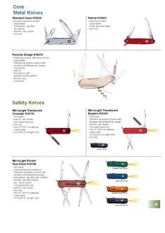 Wenger Swiss Army Knife Catalog Page 2002 - 2003 Wenger Swiss Army Knife, Porsche Design, Blade, Catalog, Brochures, Llamas