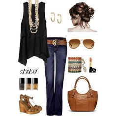 Outfit- hot Friday night!