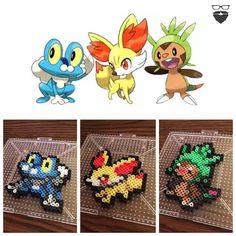 Pokemon perler beads by Pierce Pop Art