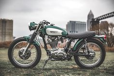 Bike builders often become known for creating particular styles of motorcycles.Maybe they have an affinity with a particular marque or a signature element to their builds, such as big horsepower o…