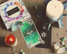 4 of Pentacles - Lumina Tarot