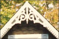 Gable & Dormer Decorations   Buy Online Direct   Wood & PVC