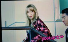 @sootaeggoma 151030 태연 솔로 콘서트 출근 #소녀시대 #태연 #Taeyeon