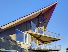 1960s Ken Koehler-designed midcentury modern property in Seattle, WA, USA