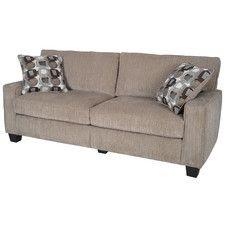 Serta at Home Santa Cruz Sofa & Reviews | Wayfair
