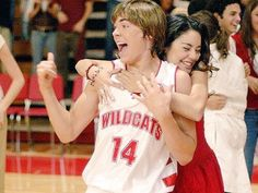 Troy and Gabriella; ultimate goals