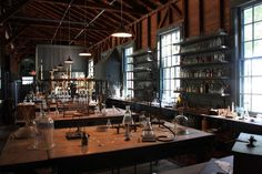Vibe for Garage redo  Edison's lab in Florida