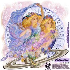 "MI RINCÓN GÓTICO: ZODIACOS DE JOSEPHINE WALL ""PISCIS"", ""ARIES"", ""Tauro"",""GEMINIS"", ""Cáncer"" Josephine Wall, Aries, Mystic, Fantasy Art, Leo, Princess Zelda, Fictional Characters, Capricorn, Taurus"