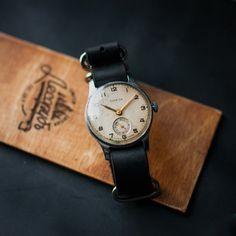 Vintage unisex watch Pobeda, soviet watch mens, ladies ussr watch, mechanical watch for him, groomsmen watch, soviet watches