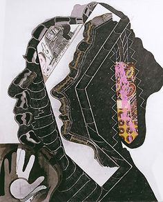 Ray Johnson - May Wilson With Andy Warhol - 1978