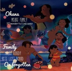Lilo and stitch. I loved this movie/show as a child!!!