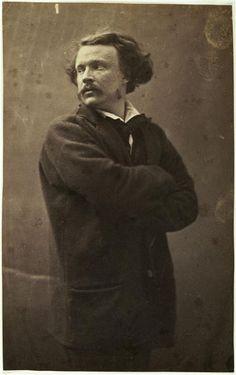 Entre 1854 et 1860 // Gaspard Félix Tournachon aka Felix Nadar History Of Photography, Portrait Photography, Vintage Photography, White Photography, Old Photos, Vintage Photos, French Photographers, Creative Portraits, Manet