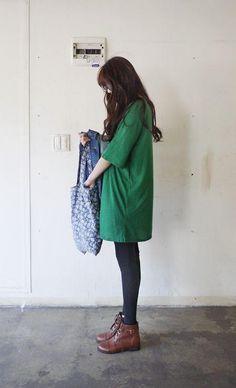 hipster londinense bolsa azul