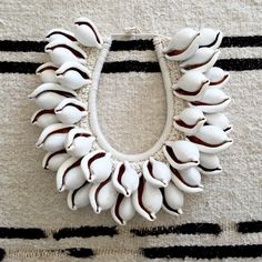 WILD N FREE | Tribal Shell Wall Hangings | Island Luxe Homewares | dosombre.com