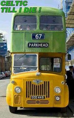 Celtic bus