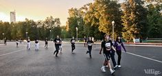 In May, in Gorky Park will start a free running club with a well thought-out routes and a pavilion, where you can leave things and take a shower.  Let's run? #friendlylocalguides #moscowtours #toursofmoscow #privatetoursmoscow #moscowevents