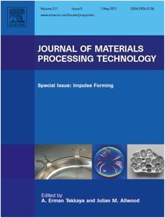 Публикации в журналах, наукометрической базы Scopus  Journal of Materials Processing Technology #Materials #Processing #Technology #Journals #публикация, #журнал, #публикациявжурнале #globalpublication #publication #статья