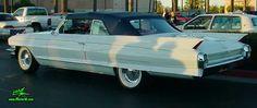 1962 Cadillac Coupe Deville Convertible