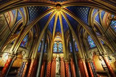 Beautiful Chapel in France  #treyratcliff at www.StuckInCustom... - all images Creative Commons Noncommercial.