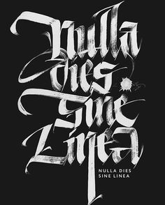 Attention To Detail on Behance Brush Type, Calligraphy Letters, Typography Design, Hand Lettering, Instagram Posts, Behance, Detail, Type Design, Handwriting