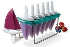 Sailboat popcicle molds!