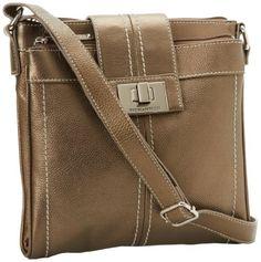 Tignanello Fab Function Cross Body,Bronze,One Size #Handbags #Women's #Fashion #Purses #Gift #Wishlist #Christmas #Cross #Body #Bags