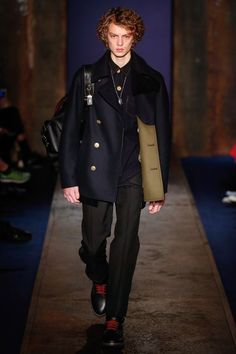 Coach Fall/Winter 2016/17 - London Collections: MEN - Male Fashion Trends