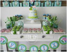George Pig Birthday Party Ideas | Photo 10 of 25 | Catch My Party