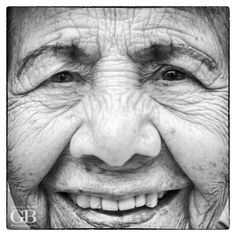 Beautiful young people are accidents of nature, but beautiful old people are works of art. ~Eleanor Roosevelt.