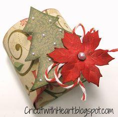 Artiste Christmas Tree Treat Box