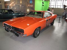 General Lee, if it only came with a side of Bo Duke, I'd be good!
