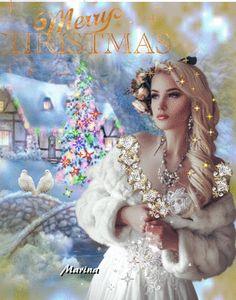 Merry Christmas Gif, Princess Zelda, Painting, Fictional Characters, Art, Art Background, Painting Art, Kunst, Paintings