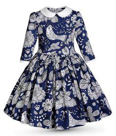 Первый Интернет-бутик для девочек ALISIA FIORI African Dresses For Kids, Dresses Kids Girl, African Fashion Dresses, Teen Girl Outfits, Kids Outfits, Mode Wax, Dress Anak, Baby Couture, Modest Dresses