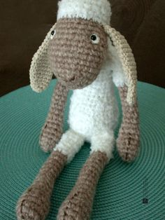 The Timid sheep by eveluche, via Flickr