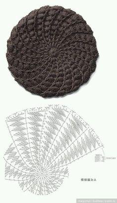 Hoy vamos a aprender como hacer un gorro en crochet para mujer en menos de  20 minutos con solo 100 gramos de lana y muy a la moda anímate a realizarlo 8545199f459