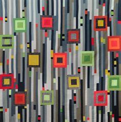 LightsOnBroadway free quilt patern from Hoffman Fabrics