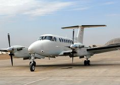 Standing Up the IqAF: King Air 350s