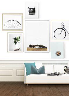 6 FREE DOWNLOADABLE PRINTS FOR YOUR MINIMALIST GALLERY - Huckleberry Design Studio