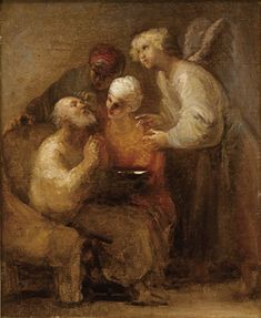 Book of Tobit - TOBIAS HEALS THE BLINDNESS OF HIS FATHER Wikipedia, the free encyclopedia