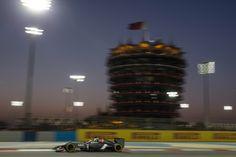 On Track w/Sauber F1 Team @ #BahrainGP 2014 Formula One Gulf Air Grand Prix