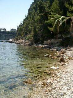 Beach in Alonissos: The National Marine Park of Alonnisos Northern Sporades (Greek: Εθνικό Θαλάσσιο Πάρκο Αλοννήσου Βορείων Σποράδων, ΕΘΠΑΒΣ) was founded by Presidential Decree on May 16, 1992. It was the first of its kind in Greece, and is currently the largest marine protected area in Europe