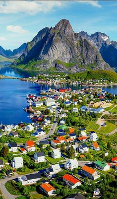Reine, Lofoten, Norway - 15 Amazing Places to Visit all across Norway! Lofoten, Places To Travel, Places To See, Travel Destinations, Places Around The World, Travel Around The World, Visit Norway, Norway Travel, Future Travel