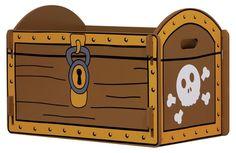 MiPetiteLife.es - Cofre del tesoro Pirata Kidsaw.  Inspirada en los cofres donde guardaban sus tesoros los piratas. Te presentamos nuestra caja de juguetes Pirata, donde los más pequeños podrán guardar todos sus juguetes de una forma sencilla y divertida.  Aquí tendrán cabida todos sus tesoros favoritos.  Diseñada de forma que no es necesario ningún pegamento, tornillo o fijaciones mecánicas.   Dimensiones: H.39 x x W39 D.59cm.  www.MiPetiteLife.es