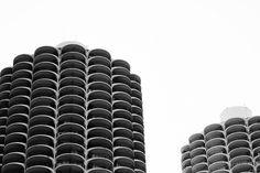 Bertrand Goldberg, Marina City, Chicago