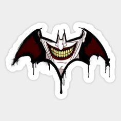 Shop THE BATMAN joker stickers designed by berserk as well as other joker merchandise at TeePublic. Batman Stickers, Meme Stickers, Tumblr Stickers, Kawaii Stickers, Cool Stickers, Printable Stickers, Batman Logo Tattoo, Comic Tattoo, Sticker Bomb Wallpaper