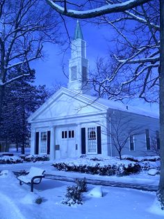 Prout Chapel at Bowling Green State University. One of my favorite places.